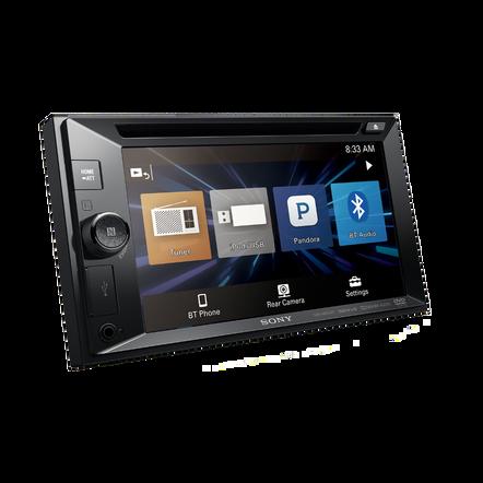 "15.7cm (6.2"") LCD DVD Receiver, , hi-res"