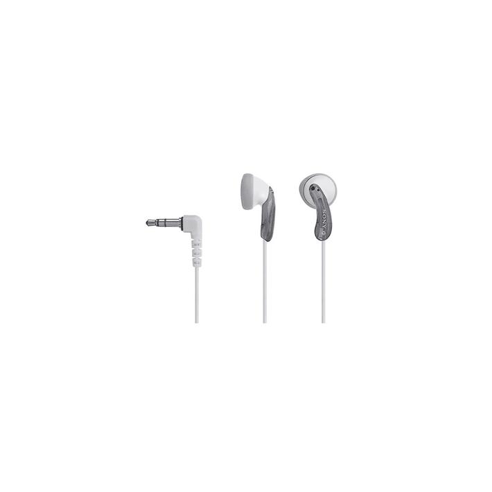 Fontopia / In-Ear Headphones (Grey), , product-image