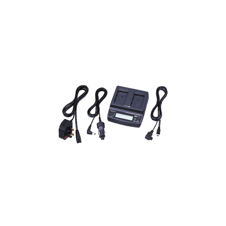 Camcorder Twin Battery Charger