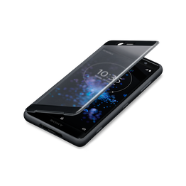 Xperia XZ2 Compact Style Cover Touch SCTH50 (Black), , hi-res