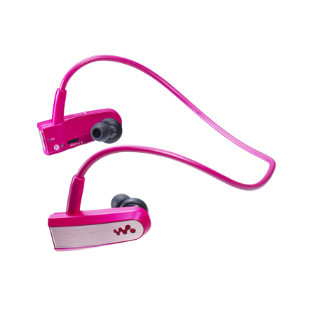 2GB W Series MP3 Walkman (Pink)