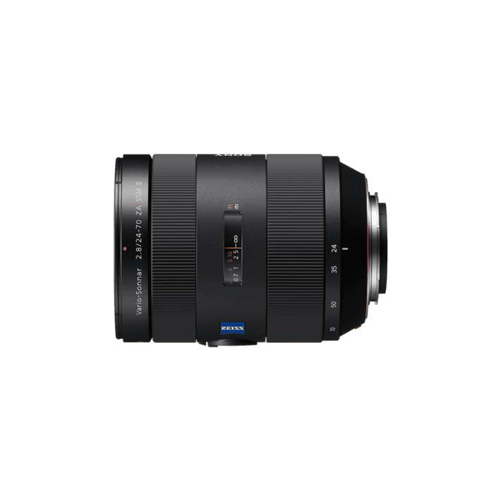 A-Mount Vario-Sonnar T* 24-70mm F2.8 ZA SSM II Lens, , product-image
