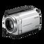 60GB SR47 Hard Disk Drive Camcorder (Silver)