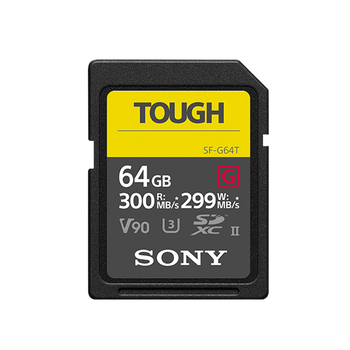 64GB SF-G Tough Series UHS-II SD Memory Card, , lifestyle-image