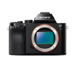 a7 Digital E-Mount Camera with Full Frame Sensor (Body only), , hi-res