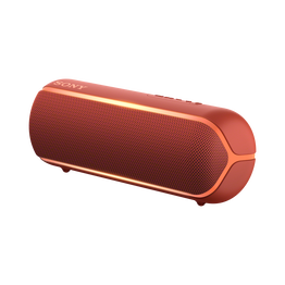 XB22 EXTRA BASS Portable BLUETOOTH Speaker (Red), , hi-res