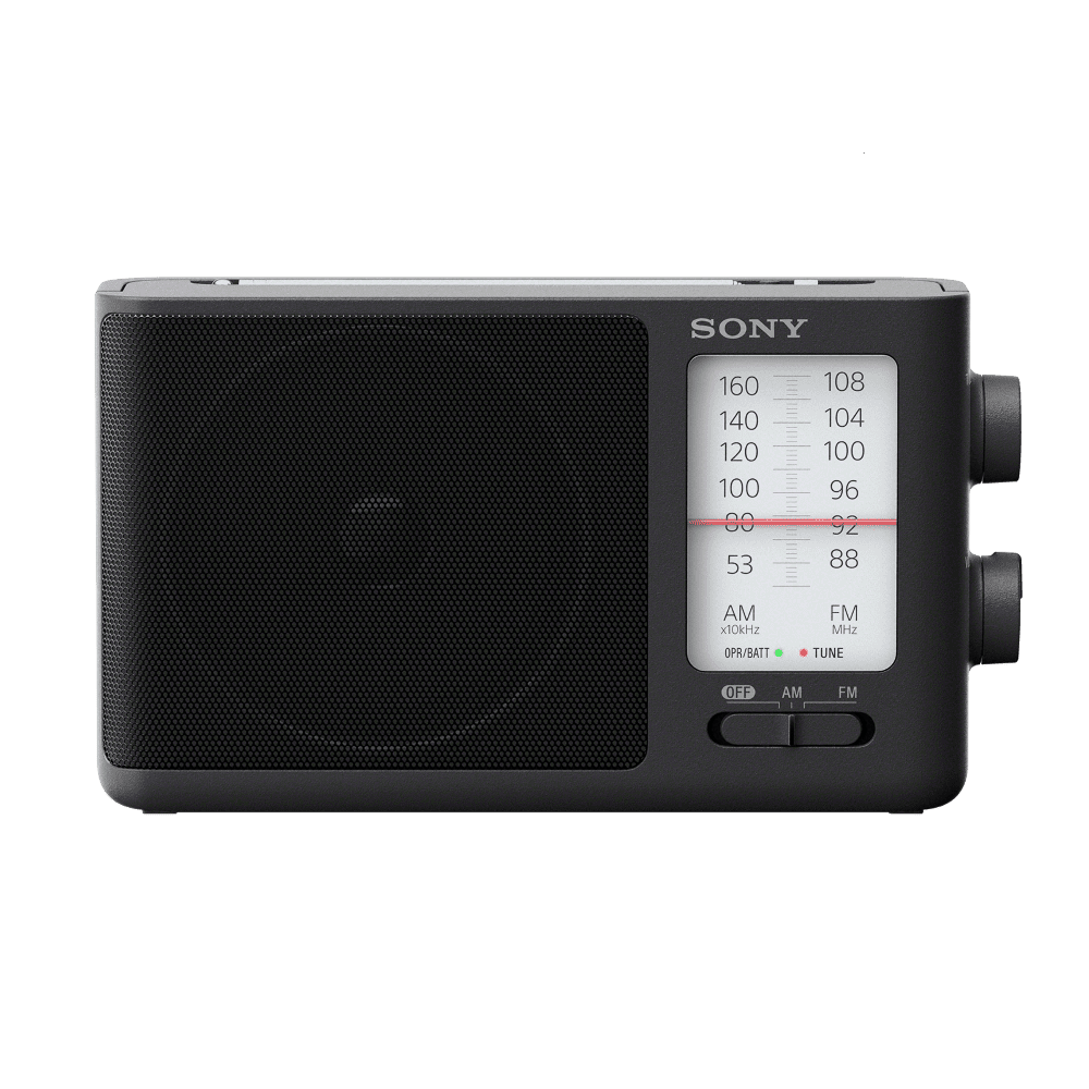 Analog Tuning Portable FM/AM Radio, , product-image