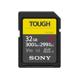 32GB SF-G Tough Series UHS-II SD Memory Card, , hi-res