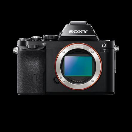 Alpha 7 Digital E-Mount Full Frame Camera with SEL 2870 Lens, , hi-res