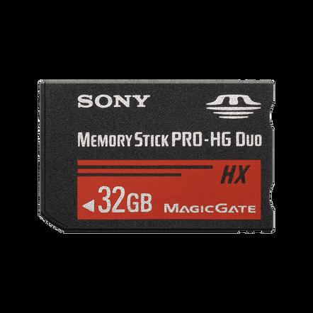 32GB Memory Stick Pro-HG Duo Hx, , hi-res