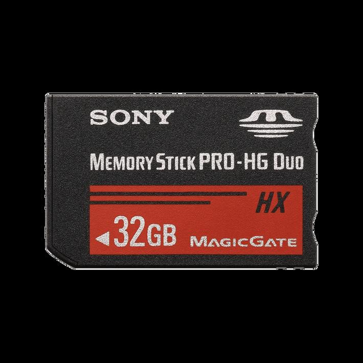 32GB Memory Stick Pro-HG Duo Hx, , product-image