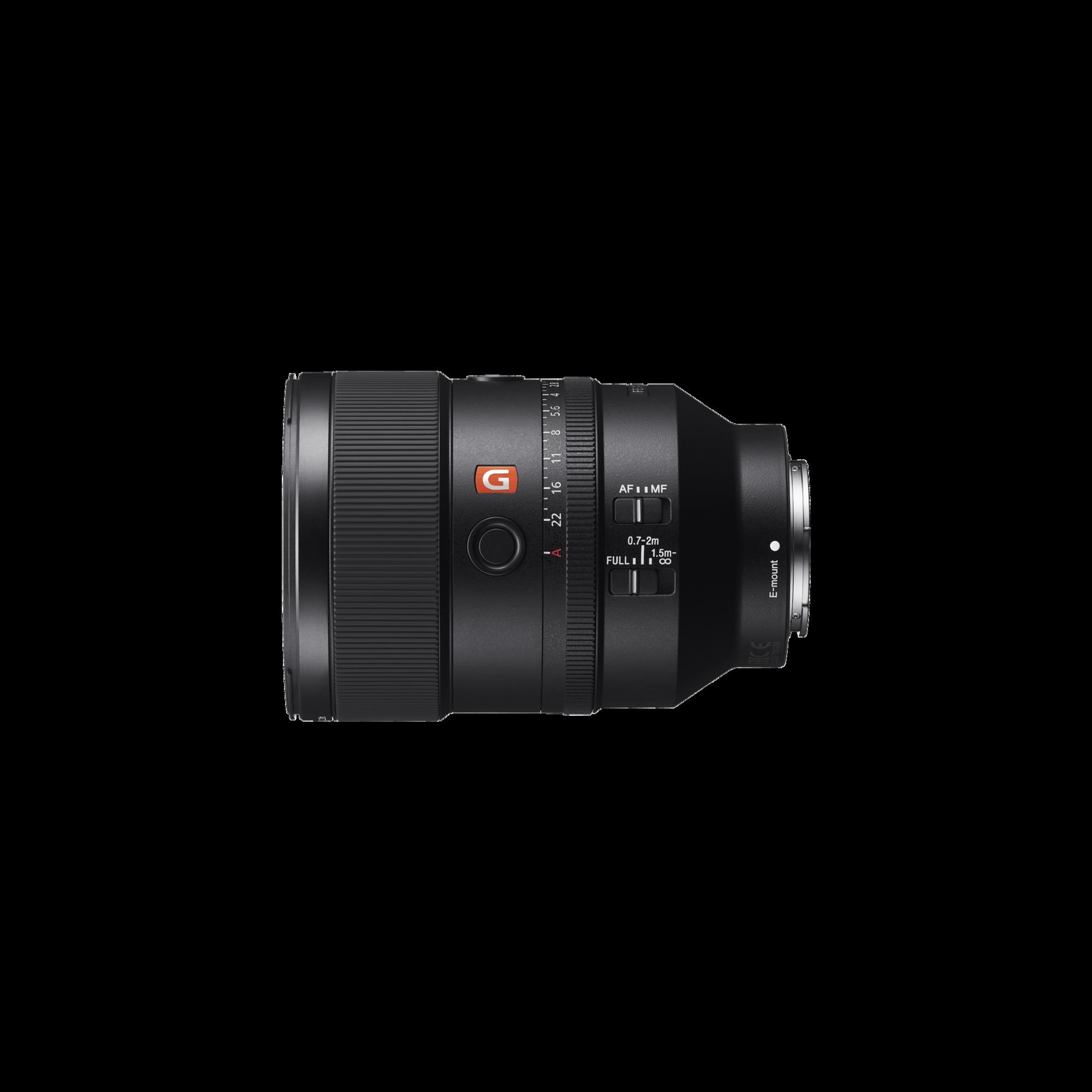 Full Frame E-Mount 135mm F1.8 G Master Lens, , product-image