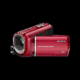 Hybrid SX40 4GB Handycam Camcorder (Red)