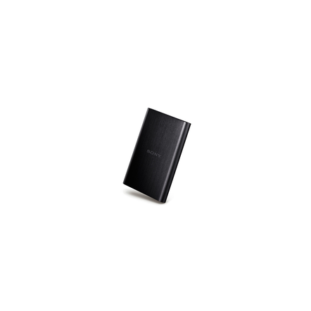 1TB 2.5 External Hard Drive (Black)