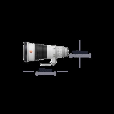 FE 400mm F2.8 GM OSS