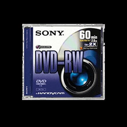 2.8GB 8cm Video DVD-RW, , hi-res