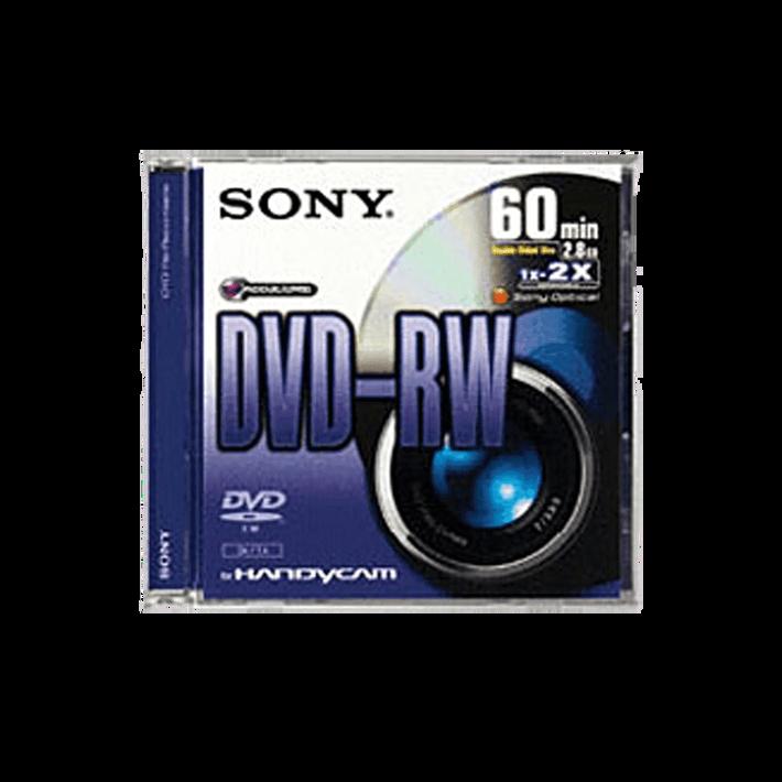 2.8GB 8cm Video DVD-RW, , product-image