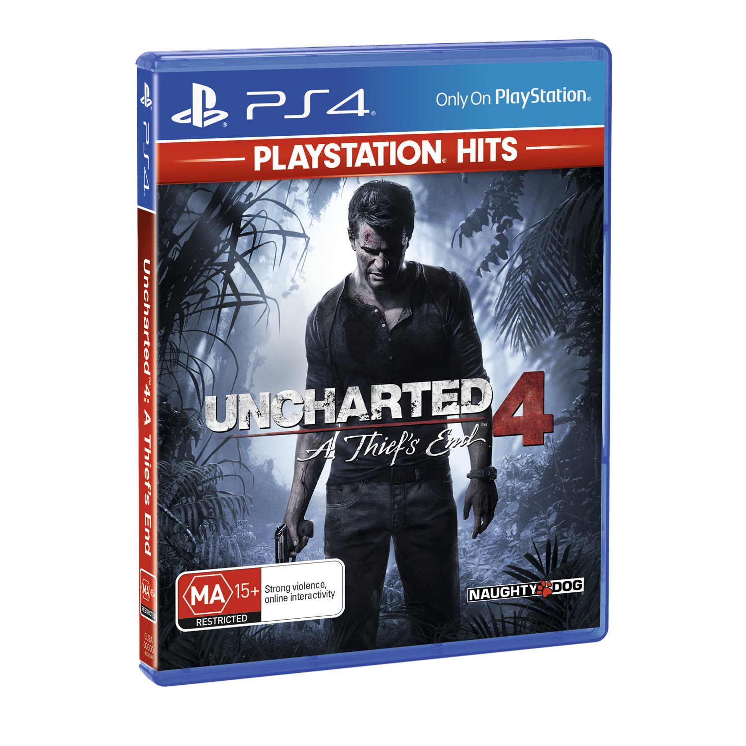 PlayStation4 Uncharted 4: A Thief's End (PlayStation Hits), , product-image