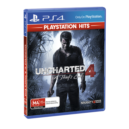 PlayStation4 Uncharted 4: A Thief's End (PlayStation Hits), , hi-res