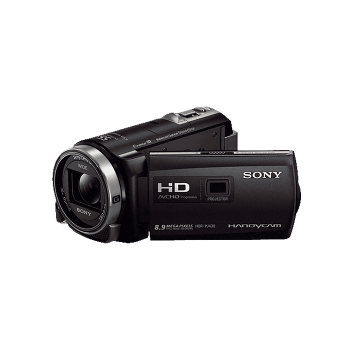 HDR-PJ430 Flash Memory HD Camcorder (Black), , product-image