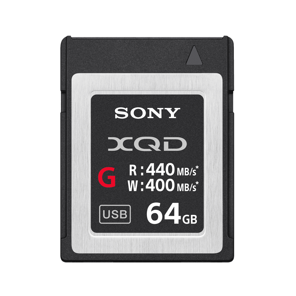 XQD G Series 64GB Memory Card, , product-image