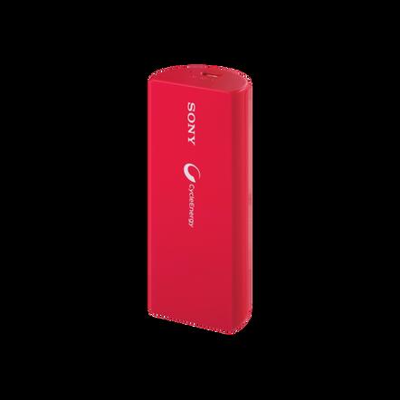 Portable USB Charger 2800mAH (Cream Blue), , hi-res