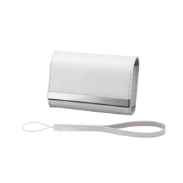 Soft Leather Carrying Case (White)