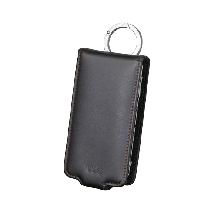 Leather Carrying Case for Video MP3 Walkman (Black), , product-image