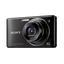 14.1 Megapixel W Series 5X Optical Zoom Cyber-shot Compact Camera (Black)