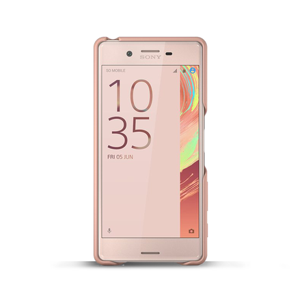Style Cover SBC22 for Xperia X (Rose Gold), , hi-res