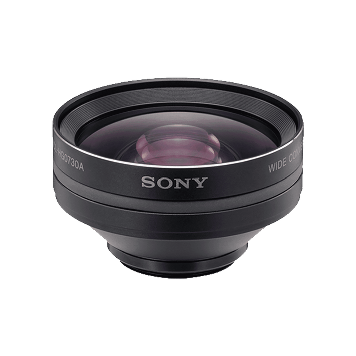Wide Angle Conversion Lens for Camcorder, , product-image