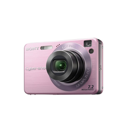 "7.2MP 4X OZ 2.5"" LCD OIS BIONZ PINK, , hi-res"