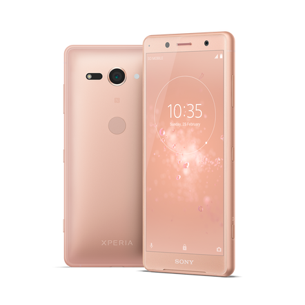Xperia XZ2 Compact (Coral Pink)