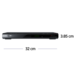 Ultra Compact DVD Player, , lifestyle-image