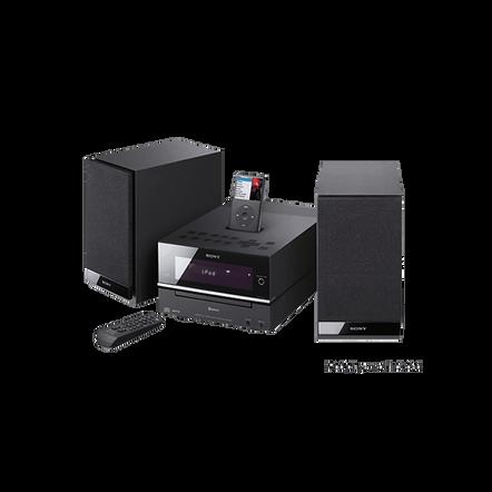 CD Tuner iPod Micro Hi-Fi System