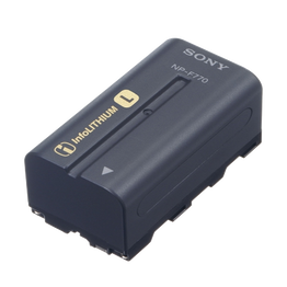 Infolithium L Series Camcorder Battery, , hi-res