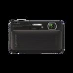 16.2 Mega Pixel T Series 4x Optical Zoom Cyber-shot (Black), , hi-res