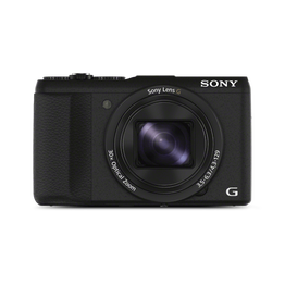 HX60V Digital Compact Camera with 30x Optical Zoom