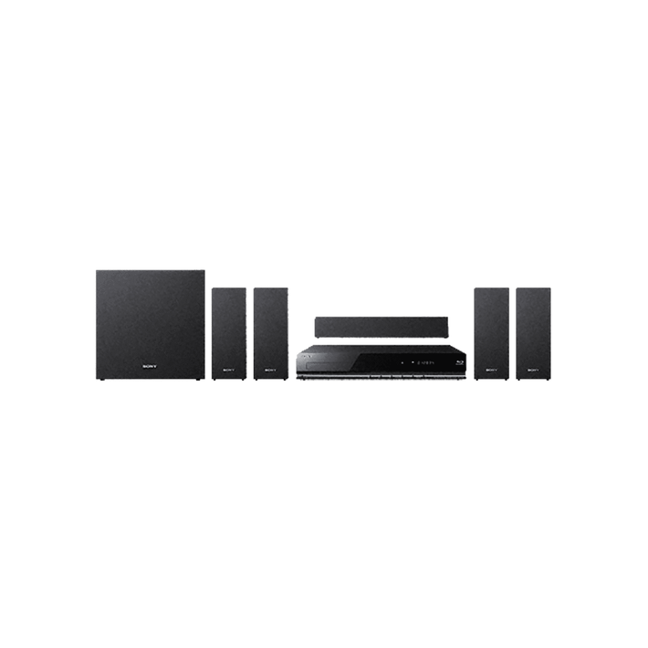E280 5.1 Channel Blu-ray Disc Home Theatre System, , product-image