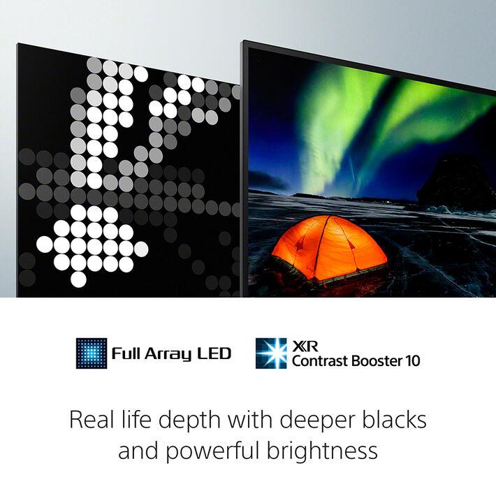"65"" X95J | BRAVIA XR | Full Array LED | 4K Ultra HD | High Dynamic Range | Smart TV (Google TV), , product-image"