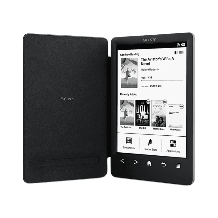 A slimmer, lighter Reader with integrated cover and high resolution screen, , product-image