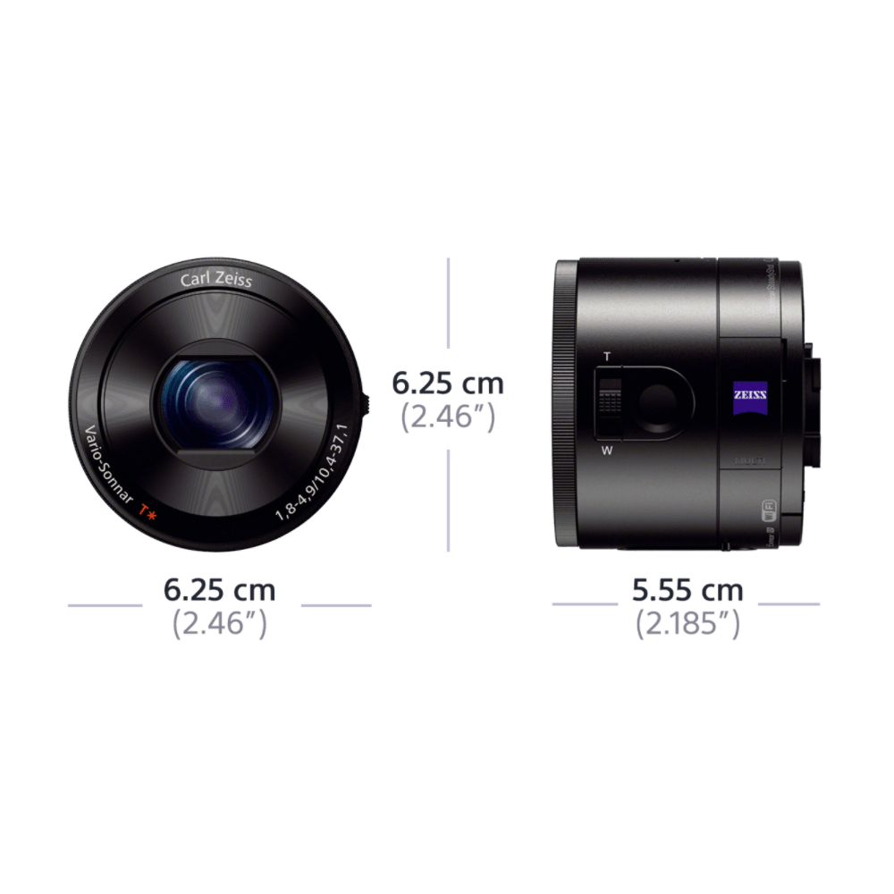 QX100 Lens-Style Camera with 1.0-Type Sensor, , hi-res