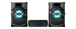 High Power Mini Hi-Fi System with Bluetooth, , lifestyle-image