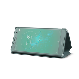 Xperia XZ2 Compact Style Cover Stand SCSH50 (Green), , hi-res