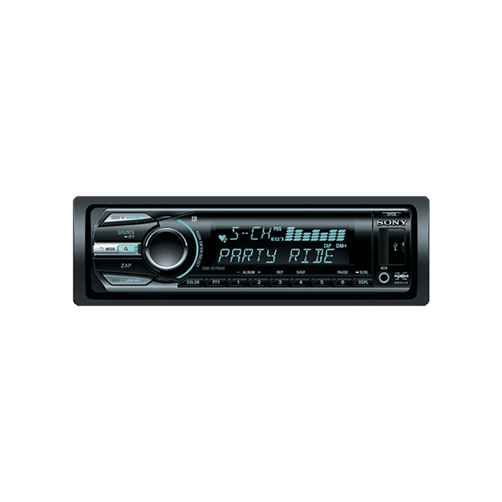 In-Car Player GT700UI Series Headunit, , product-image