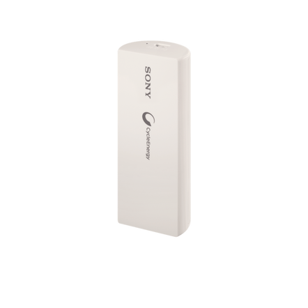 Portable USB Charger 2800mAH (Cream Blue)