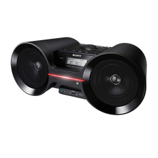 Bluetooth MP3 Radio Player with USB (Black)
