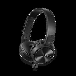 ZX110NC Headband Type Noise Cancelling Headphones (Black), , hi-res