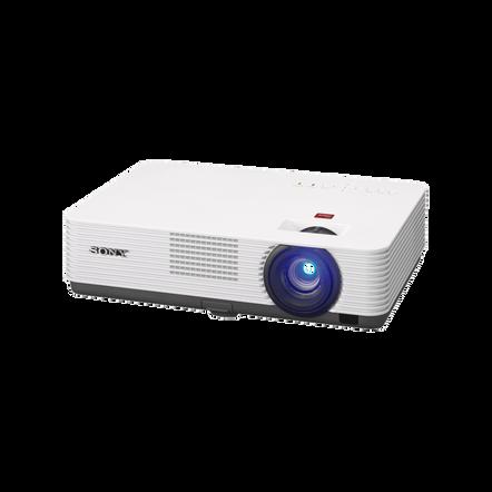 3,000 lumens WXGA desktop projector, , hi-res