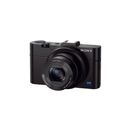 RX100 II Digital Compact Camera with 3.6x Optical Zoom, , hi-res